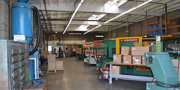 Plastic Injection Molding Los Angeles